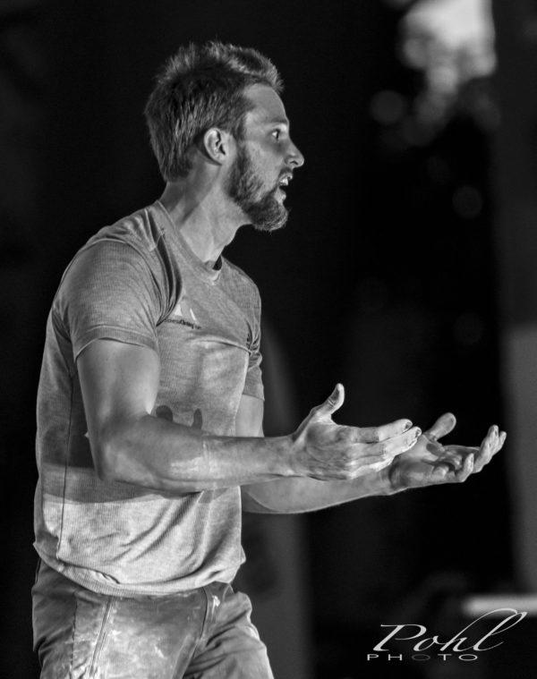 Allenarsi sulla roccia per vincere in gara: intervista a Jernej Kruder